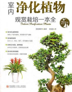 室内净化植物观赏栽培一本通 全彩扫描版 PDF电子书