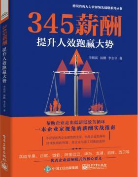 345薪酬:提升人效跑赢大势 PDF电子书下载