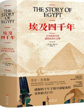 埃及四千年 破解四千年王朝兴衰秘密的里程碑式巨作 慧眼看PDF电子书