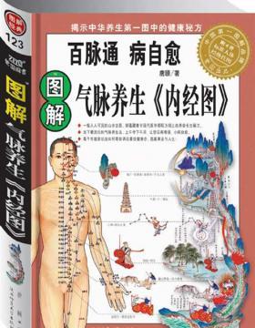 图解气脉养生《内经图》扫描版 慧眼看PDF电子书