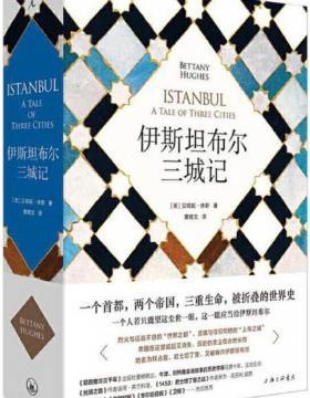伊斯坦布尔三城记 见证拜占庭帝国 罗马帝国 奥斯曼帝国的崛起与陨落 慧眼看PDF电子书