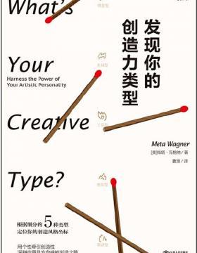发现你的创造力类型 定位你的创造风格坐标 深耕你更具方向感的创造之路 慧眼看PDF电子书