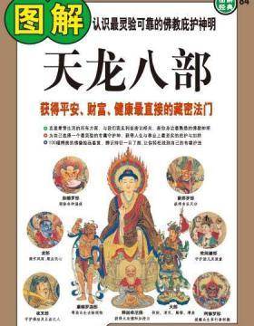 图解天龙八部 认识最灵验可靠的佛教庇护神明 扫描版 慧眼看PDF电子书