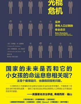 光棍危机:亚洲男性人口过剩的安全启示 亚洲失衡男女性别比引发的人类安全隐忧 慧眼看PDF电子书