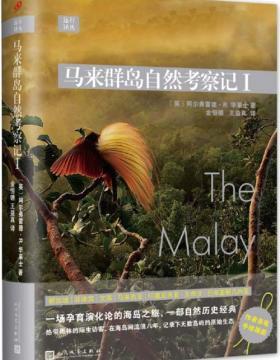 远行译丛:马来群岛自然考察记I 一场孕育演化论的海岛之旅,一部自然历史经典 慧眼看PDF电子书