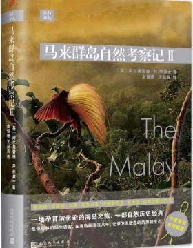 远行译丛:马来群岛自然考察记II 一场孕育演化论的海岛之旅,一部自然历史经典 慧眼看PDF电子书