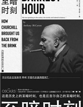 至暗时刻:力挽狂澜的丘吉尔 这是历史上的至暗时刻,也是丘吉尔自己的至暗时刻 慧眼看PDF电子书