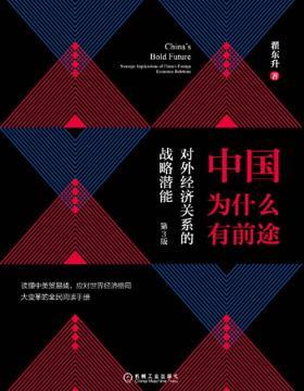 中国为什么有前途:对外经济关系的战略潜能 一本应对世界经济格局大变革的全民阅读手册 慧眼看PDF电子书