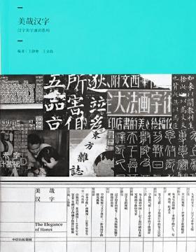 美哉汉字 揭开汉字千古流传的奥秘与法则,认识汉字的美妙精微