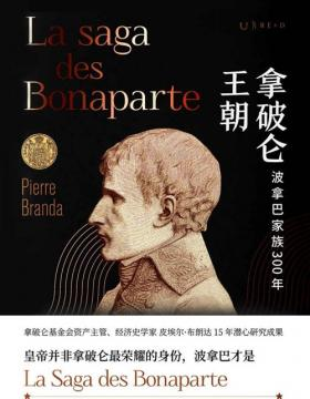 拿破仑王朝:波拿巴家族300年 波拿巴家族300年兴衰史群体传记,揭秘波拿巴家族17个叛逆成员的荣耀历史