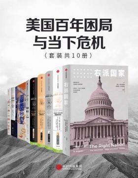 美国百年困局与当下危机(套装共10册)一幅美国政治,经济,文化,社会生活的全景式画卷
