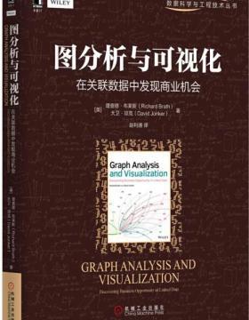 图分析与可视化:在关联数据中发现商业机会 详细的示例、样本数据集、代码和图形教程