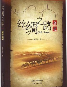 丝绸之路全史 扫描版 PDF电子书 下载