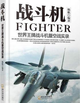 战斗机:世界王牌战斗机暨空战实录 扫描版 PDF电子书