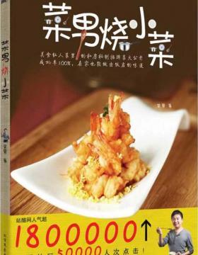 菜男烧小菜 全彩扫描版 PDF电子书