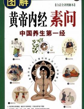 图解黄帝内经素问 中国养生第一经 慧眼看PDF电子书