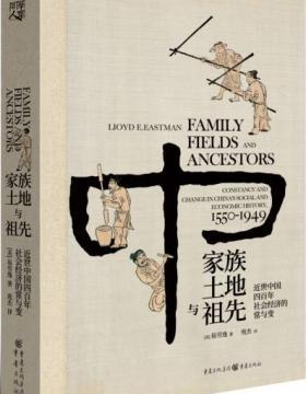 家族、土地与祖先:近世中国四百年社会经济的常与变 慧眼看PDF电子书