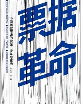 票据革命 中国票据市场的震荡、变革与重构 慧眼看PDF电子书