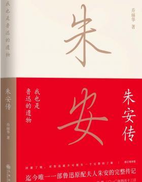 我也是鲁迅的遗物:朱安传 鲁迅原配夫人首部传记 慧眼看PDF电子书
