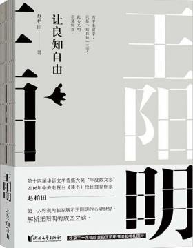 王阳明:让良知自由 第一人称视角独家展示王阳明的心灵世界,解析王阳明的成圣之路 慧眼看PDF电子书