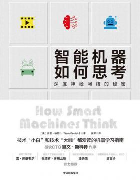 智能机器如何思考 深度神经网络的秘密 微软CTO作序,美国人工智能协会院士推荐