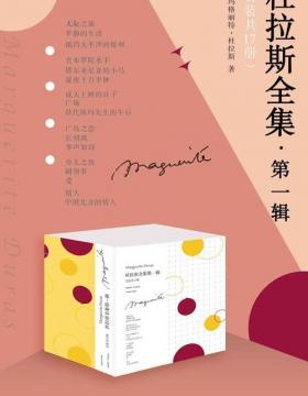 杜拉斯全集·第一辑(套装共17册)写出传世佳作《情人》的神秘而不可捉摸的文学天才 影响几代中国文坛
