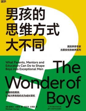 男孩的思维方式大不同:读懂你的男孩,让每次养育危机化为成长契机