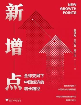 新增点:全球变局下中国经济的增长路径 聚焦新周期下中国经济的发展路径,寻找未来转型机遇中的新增长动力