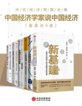 中国经济学家说中国经济(套装共9册)中国未来经济增长的前景如何?深入剖析我国供给侧关键矛盾并对症下药