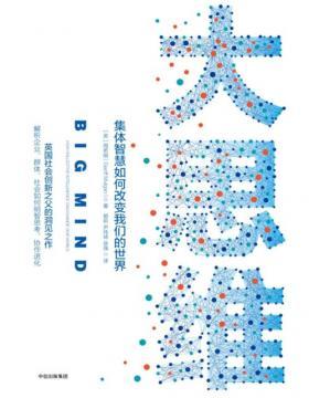 大思维:集体智慧如何改变我们的世界 深度分析了大数据时代,引导组织和社会充分利用人脑和数字技术进行大规模思考