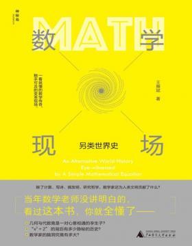 数学现场:另类世界史 20多个不同文明各个时期的经典数学问题,帮你全面构建数学史