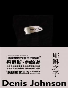 """2020-05 耶稣之子 二十世纪美国文学史上经典短篇小说集,""""肮脏现实主义""""文学代表作"""