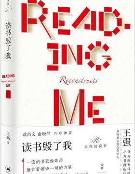 读书毁了我-中国合伙人原型-新东方联合创始人王强-PDF电子书-下载